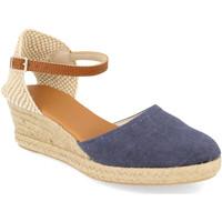 Sapatos Mulher Alpargatas Shoes&blues SB-22002 Marino