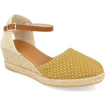 Sapatos Mulher Alpargatas Shoes&blues SB-22003 Amarillo