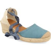 Sapatos Mulher Alpargatas Shoes&blues SB-22005 Azul