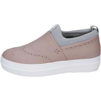 Sapatos Mulher Slip on Rucoline BH364 Bege