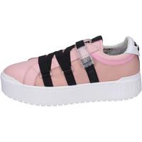 Sapatos Mulher Sapatilhas Rucoline BH365 Cor de rosa