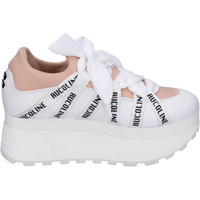 Sapatos Mulher Sapatilhas Rucoline BH373 Cor de rosa