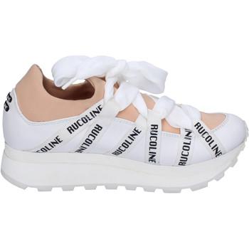 Sapatos Mulher Sapatilhas Rucoline BH375 Cor de rosa