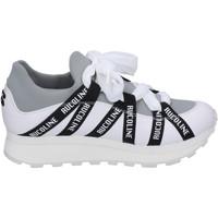 Sapatos Mulher Sapatilhas Rucoline BH376 Cinza