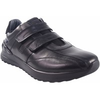 Sapatos Homem Multi-desportos Baerchi sapato  4142 preto Preto