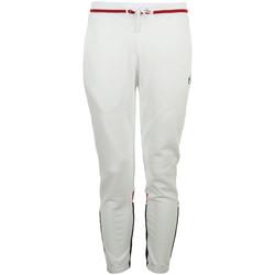 Textil Homem Calças de treino Sergio Tacchini Almond Pants Branco