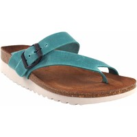 Sapatos Mulher Sandálias Interbios Sandália feminina  7119 mg denim Azul
