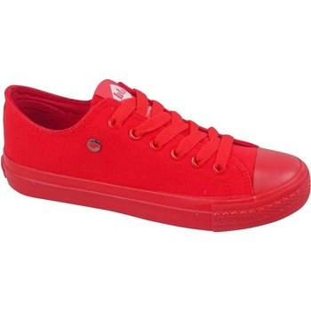 Sapatos Mulher Sapatilhas Lee Cooper LCWL2031046 Vermelho