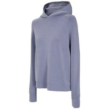 Textil Mulher Sweats 4F BLD017 Roxo