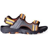 Sapatos Criança Sandálias desportivas 4F JSAM003 Cinzento