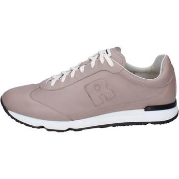 Sapatos Homem Sapatilhas Rucoline BH379 Bege