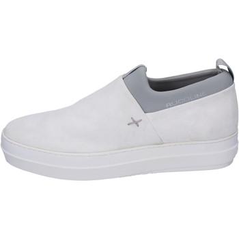Sapatos Homem Slip on Rucoline BH386 Branco