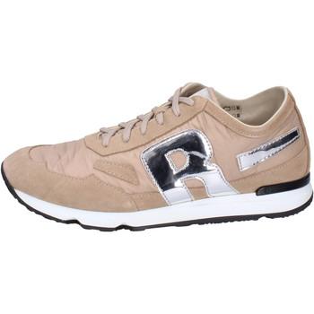 Sapatos Homem Sapatilhas Rucoline BH398 Bege
