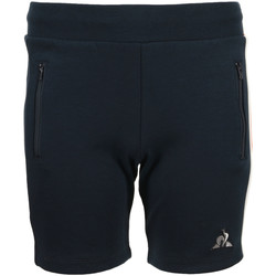 Textil Rapaz Shorts / Bermudas Le Coq Sportif Tech Short Regular N°1 Kids Azul