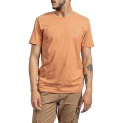 Textil Homem T-Shirt mangas curtas Klout  Naranja
