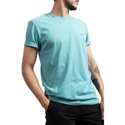 Textil Homem T-Shirt mangas curtas Klout  Azul
