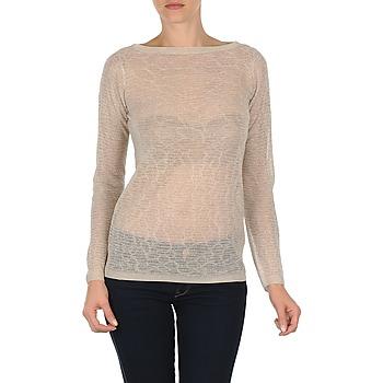 Textil Mulher camisolas Esprit SUSI Creme