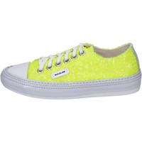 Sapatos Mulher Sapatilhas Rucoline BH401 Amarelo