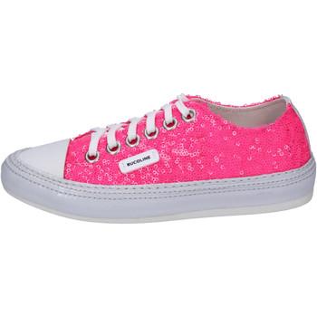 Sapatos Mulher Sapatilhas Rucoline BH402 Cor de rosa