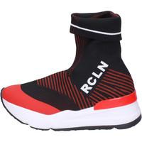 Sapatos Mulher Botins Rucoline BH411 Preto