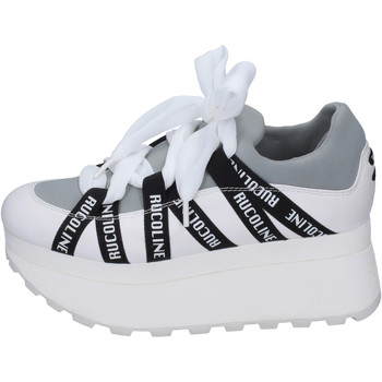 Sapatos Mulher Slip on Rucoline BH412 Branco
