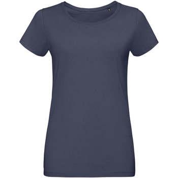 Textil Mulher T-Shirt mangas curtas Sols Martin camiseta de mujer Gris