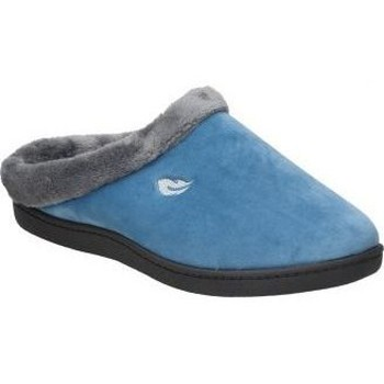 Sapatos Mulher Chinelos Calz. Roal Z. DE CASA  R12230 SEÑORA JEANS Bleu