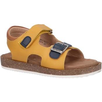 Sapatos Criança Sandálias Kickers 694917-30 FUNKYO Amarillo
