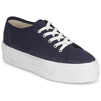 Sapatos Mulher Sapatilhas Yurban SUPERTELA Marinho