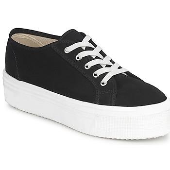 Sapatos Mulher Sapatilhas Yurban SUPERTELA Preto