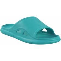 Sapatos Mulher Chinelos Kelara Senhora da praia  k02016 verde Verde