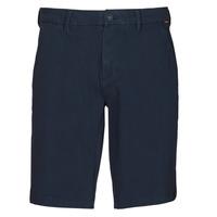 Textil Homem Shorts / Bermudas Timberland STORY SHORT Marinho