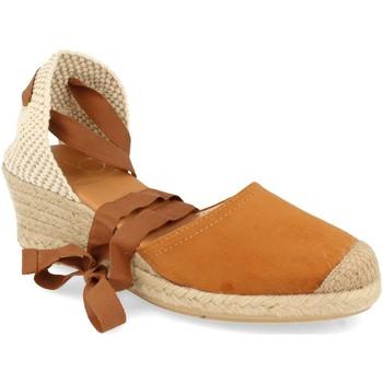 Sapatos Mulher Sandálias Shoes&blues SB-22005 Camel