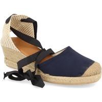Sapatos Mulher Sandálias Shoes&blues SB-22005 Marino