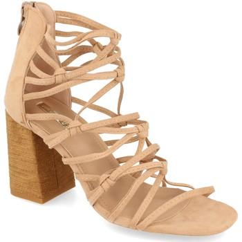 Sapatos Mulher Sandálias Buonarotti 1HC-0066 Rosa