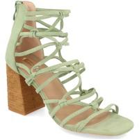 Sapatos Mulher Sandálias Buonarotti 1HC-0066 Verde