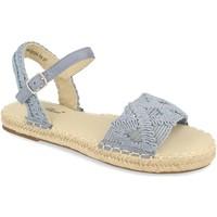Sapatos Mulher Sandálias Milaya 2S25 Azul
