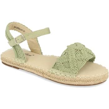 Sapatos Mulher Sandálias Milaya 2S25 Verde