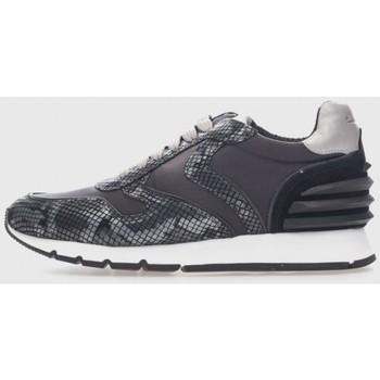Sapatos Homem Sapatilhas Voile Blanche JULIA  POWER Negro