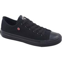 Sapatos Homem Sapatilhas Lee Cooper LCWL2031044 Preto