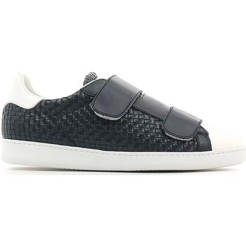 Sapatos Homem Sapatilhas Brimarts 410764 Azul