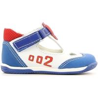 Sapatos Criança Sandálias Crazy MK0118A6E.W Azul