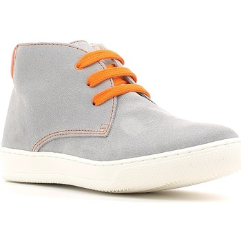 Sapatos Criança Botas baixas Crazy MK6052F6E.W Cinzento