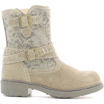 Sapatos Criança Botas baixas NeroGiardini A631951F Bege