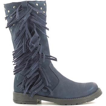 Sapatos Criança Botas baixas Holalà HL120012L Azul