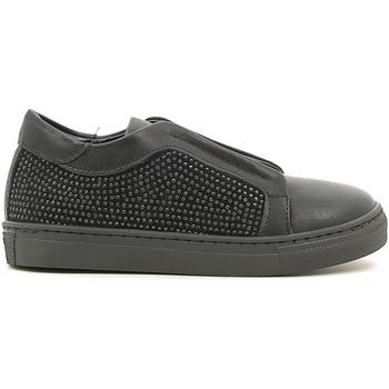 Sapatos Criança Slip on Holalà HS050003L Preto