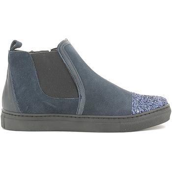 Sapatos Rapariga Botas baixas Holalà HS050009L Azul