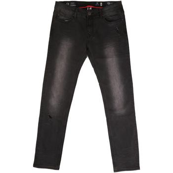 Textil Homem Calças Jeans Gaudi 721BU26044 Preto