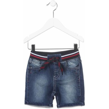 Textil Criança Shorts / Bermudas Losan 815-6007AC Azul