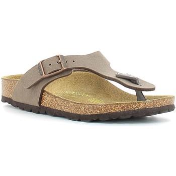 Sapatos Criança Chinelos Birkenstock 846133 Bege